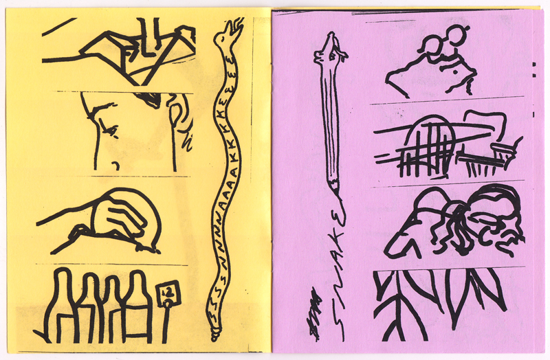 """First Spread of """"Snakes"""""""
